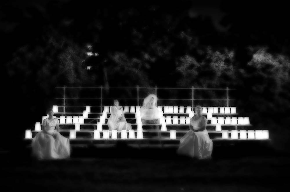 Photographing for the Canadian Cancer Society's Relay for Life is a touching experience. There's an intangible quality surrounding the event. <br />