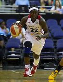 2012 WNBA Basketball (Mystics - Shock)