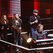 NLD/Hilversum/20160129 - Finale The Voice of Holland 2016, Backing Vocals