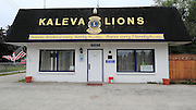 My dad was a long-time member of the Lions Club, and my mom founded the Kaleva Lady Lions, a service auxiliary. The Lions members were good folks, good story tellers, and fun to hang out with. So many of my dad's contemporaries are gone, now, but it was nice to see that the clubhouse appears to remain alive. This is one of the best places to get breakfast on Sunday morning anywhere on the planet! One of the enduring memories of my life was to see the entire membership of the club, all wearing their yellow Lions' vests, arrive en mass at my mom's funeral visitation. I'll never forget that moment, or those people.
