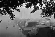 Båtbrygga i Ekensberg