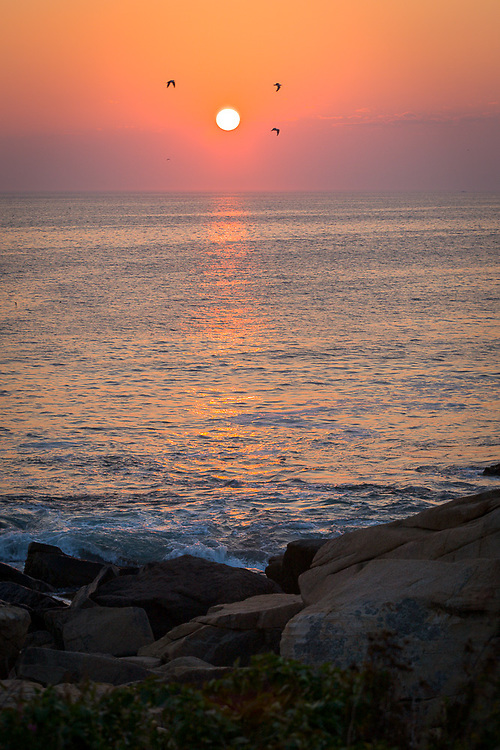 Sunrise, Gloucester, MA