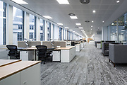 London insurance company office, for commercial interior design consultancy Burtt-Jones and Brewer