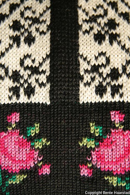 Selbustrikk. Selbu knitting. Duodu knitwere designs is a studio located in Trondheim who do designwork for Selbu Husflid.