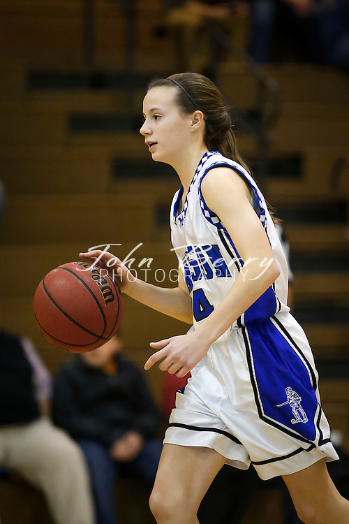 December 10, 2014.  <br /> MCHS JV Girls Basketball vs Strasburg.