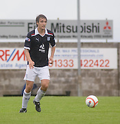 Dundee trialist Ewan Moyes - Dundee v Southend United - East Fife Tournament at New Bayview<br /> <br /> &copy; David Young<br /> <br /> <br /> http://www.davidyoungphoto.co.uk