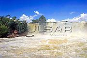 Cachoeira da Velha - Rio Novo, na cidade de Mateiros - Jalapão Local: Mateiros - TO Data: 02/2008 Tombo:  19DM030 Autor: Delfim Martins