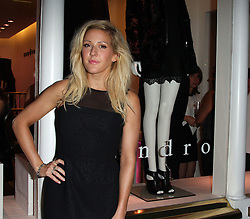 Ellie Goulding attends the Sandro flagship store launch party, London, England. Wednesday, 11th September 2013. Picture by i-Images