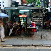 SoHo; Hong Kong
