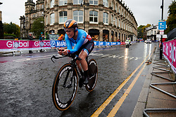 Karol-Ann Canuel (CAN) at UCI Road World Championships 2019 Elite Women's TT a 30.3 km individual time trial from Ripon to Harrogate, United Kingdom on September 24, 2019. Photo by Sean Robinson/velofocus.com