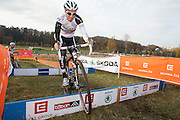 CZECH REPUBLIC / TABOR / WORLD CUP / CYCLING / WIELRENNEN / CYCLISME / CYCLOCROSS / VELDRIJDEN / WERELDBEKER / WORLD CUP / COUPE DU MONDE / #2 / PHILIPP WALSLEBEN (BKCP - POWERPLUS) /