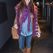 NLD/Amsterdam/20131202 - LAF Femme lunch 2013, zwangere Marvy Rieder