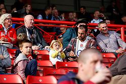Bristol Rugby fans - Mandatory byline: Rogan Thomson/JMP - 07966 386802 - 04/10/2015 - RUGBY UNION - Ashton Gate Stadium - Bristol, England - Bristol Rugby v Rotherham Titans - Greene King IPA Championship.