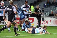 Rugby - S15 Blues v Waratahs
