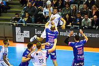 Cyril Morency - 01.04.2015 - Toulouse / Cesson Rennes - 19eme journee de Division 1<br />Photo : Manuel Blondeau / Icon Sport
