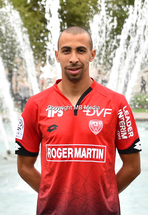 Fouad CHAFIK during the official photocall of Dijon Fco in Dijon on September 5th, 2016<br /> Photo : Vincent Poyer / Icon Sport