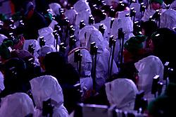 Closing ceremony, Ceremonie de Cloture at the PyeongChang2018 Winter Paralympic Games, South Korea.