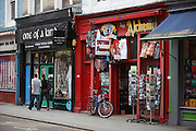 Notting Hill is an area in West London, England close to the north-western corner of Kensington Gardens, in the Royal Borough of Kensington and Chelsea. It is a cosmopolitan district known as the location for the annual Notting Hill Carnival and for being home to the Portobello Road Market.