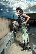 Urban Skate - Stephanie
