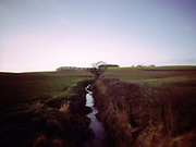 Pinhole image taken at Caprington outside Kilmarnock