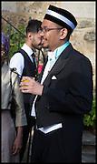 AFIFI AL-AKILI;  The Tercentenary Ball, Worcester College. Oxford. 27 June 2014