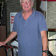 NLD/Ridderkerk/20140418 - Perspresentatie Sterrenfietsteam 2014, Johnny Rep