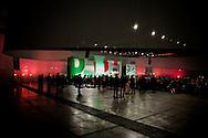 ROMA. I DELEGATI DEL PARTITO DEMOCRATICO ALL'ASSEMBLEA NAZIONALE DEL PARTITO; THE DELEGATES OF THE NATIONAL DEMOCRATIC PARTY