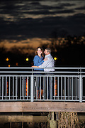 Shawn and Chris Engagement   New Bern Photographers