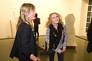 LISA GUNNING; ALISON GOLDFRAPP, Rebecca Warren exhibition opening at the Serpentine Gallery. London.  9 March  2009