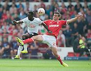 Nottingham Forest v Derby County 140914