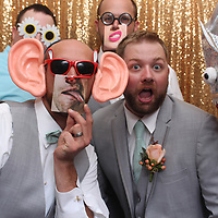 Taylor & Blake Wedding Photobooth