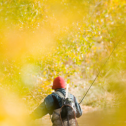 Truckee River One Fly Fishing Tournament At McCarran Ranch (101709)