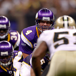 09-09-2010 Minnesota Vikings at New Orleans Saints NFL Kickoff