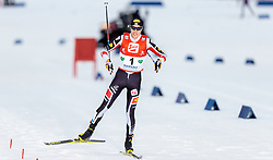 18.12.2016, Nordische Arena, Ramsau, AUT, FIS Weltcup Nordische Kombination, Langlauf, im Mario Seidl (AUT) // Mario Seidl of Austria during Cross Country Competition of FIS Nordic Combined World Cup, at the Nordic Arena in Ramsau, Austria on 2016/12/18. EXPA Pictures © 2016, PhotoCredit: EXPA/ JFK