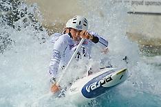 Canoe Slalom GB Trials 2012