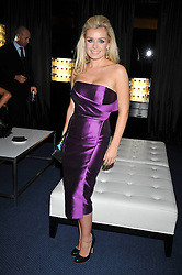 KATHERINE JENKINS at the annual GQ Awards held at the Royal Opera House, Covent Garden, London on 8th September 2009.