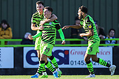 Forest Green Rovers v Mansfield Town 191019
