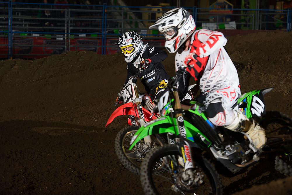 2013-14 Future West Arenacross Series<br /> <br /> November 22, 2013<br /> <br /> Chilliwack, BC