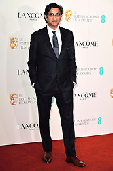 © Licensed to London News Pictures. 13/02/2016. ASIF KAPADIA attends the BAFTA Lancôme Nominees' Party held at Kensington Palace. London, UK. Photo credit: Ray Tang/LNP