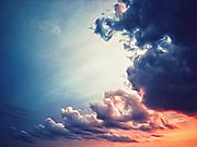 Clouds, Minnesota