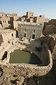 Yemen. Bait Baus, Village near Sanaa