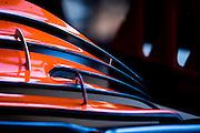 February 26, 2017: Circuit de Catalunya. McLaren Honda,  MCL32 wing detail
