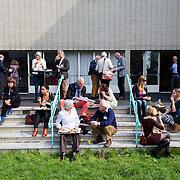 Utrecht, 29-03-2014 Universiteitsdag Utrecht. (UU) Foto: Gerard Til