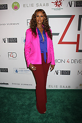 Iman at Fashion 4 Development's 7th Annual First Ladies Luncheon in New York City.