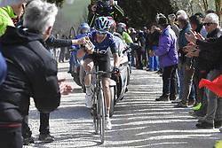 March 9, 2019 - Siena, Italia - Foto LaPresse - Fabio Ferrari.09 Marzo 2019 Siena (Italia).Sport Ciclismo.Strade Bianche 2019 - Gara uomini - da Siena a Siena - 184 km (114,3 miglia).Nella foto: Diego Rosa..Photo LaPresse - Fabio Ferrari.March, 09 2019 Siena (Italy) .Sport Cycling.Strade Bianche 2018 - Men's race - from Siena to Siena - 184 km (114,3 miles).In the pic: Diego Rosa (Credit Image: © Fabio Ferrari/Lapresse via ZUMA Press)