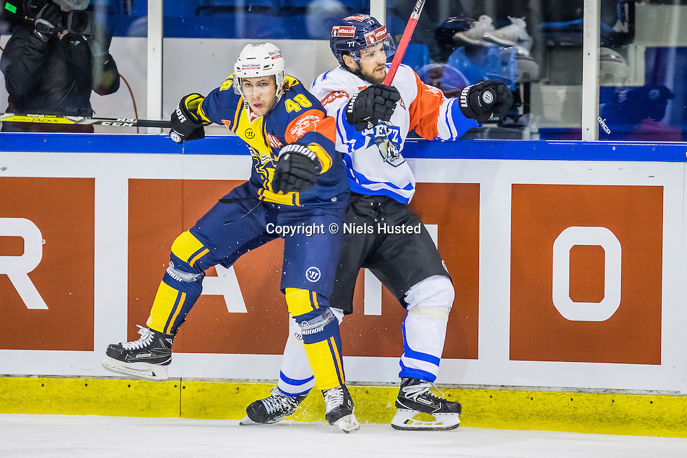 Ishockey, CHL, Esbjerg Energy - ZUG 3-8.