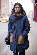 Street fashion photographer Omi Tanaka
