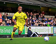 Burton's Chris O'Grady (8) during the EFL Sky Bet Championship match between Ipswich Town and Burton Albion at Portman Road, Ipswich, England on 18 October 2016. Photo by Richard Holmes.
