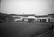 Auto Cars Station, Harcourt Street, Dublin.<br />