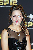 LONDON - DECEMBER 16: Amy Williams attended the BBC Sports Personality of the Year at ExCeL, London, UK. December 16, 2012. (Photo by Richard Goldschmidt)